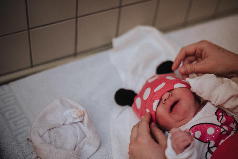 Geburt in der St Helbig Klinik Mannheim
