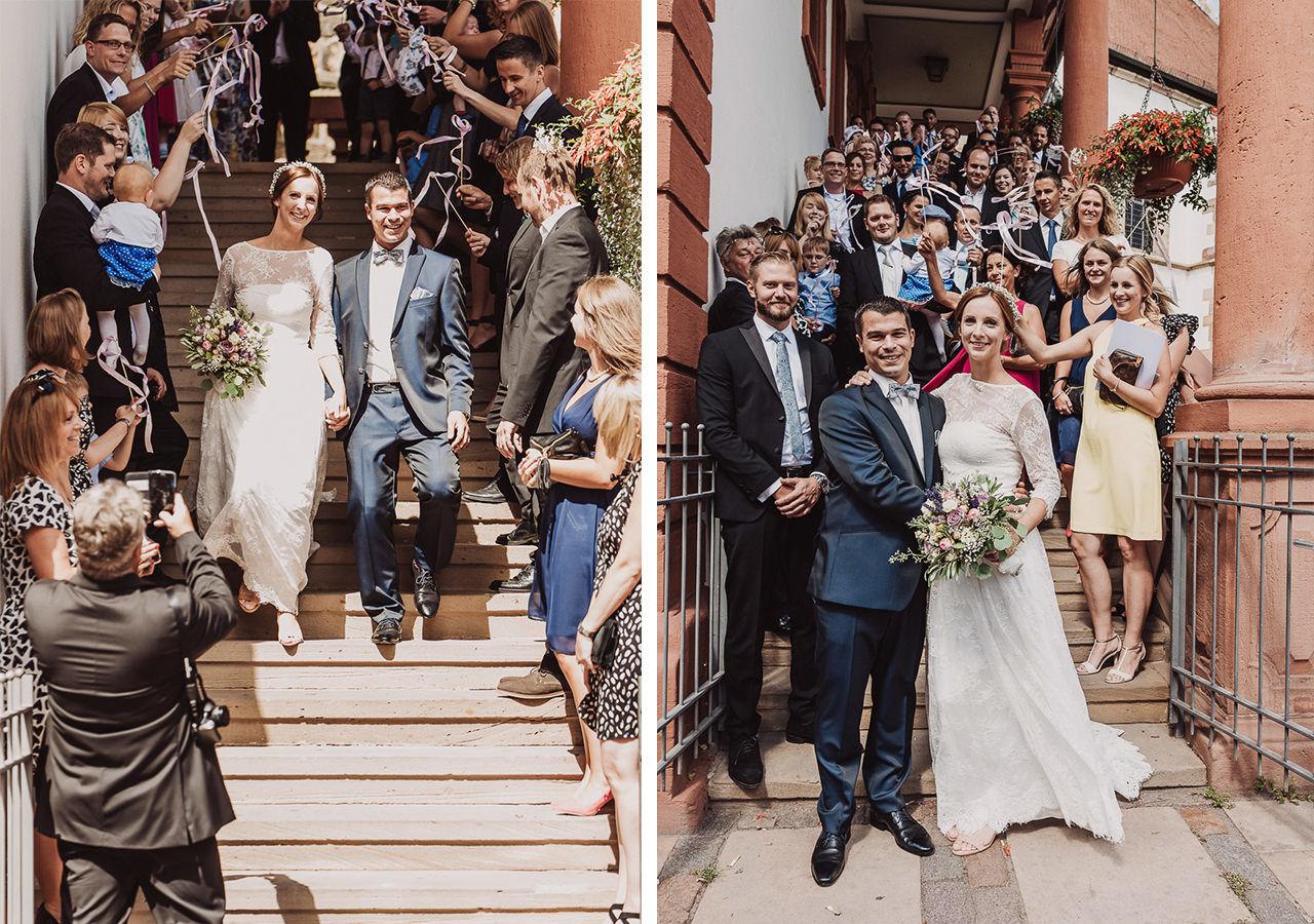Hochzeit in Freinsheim