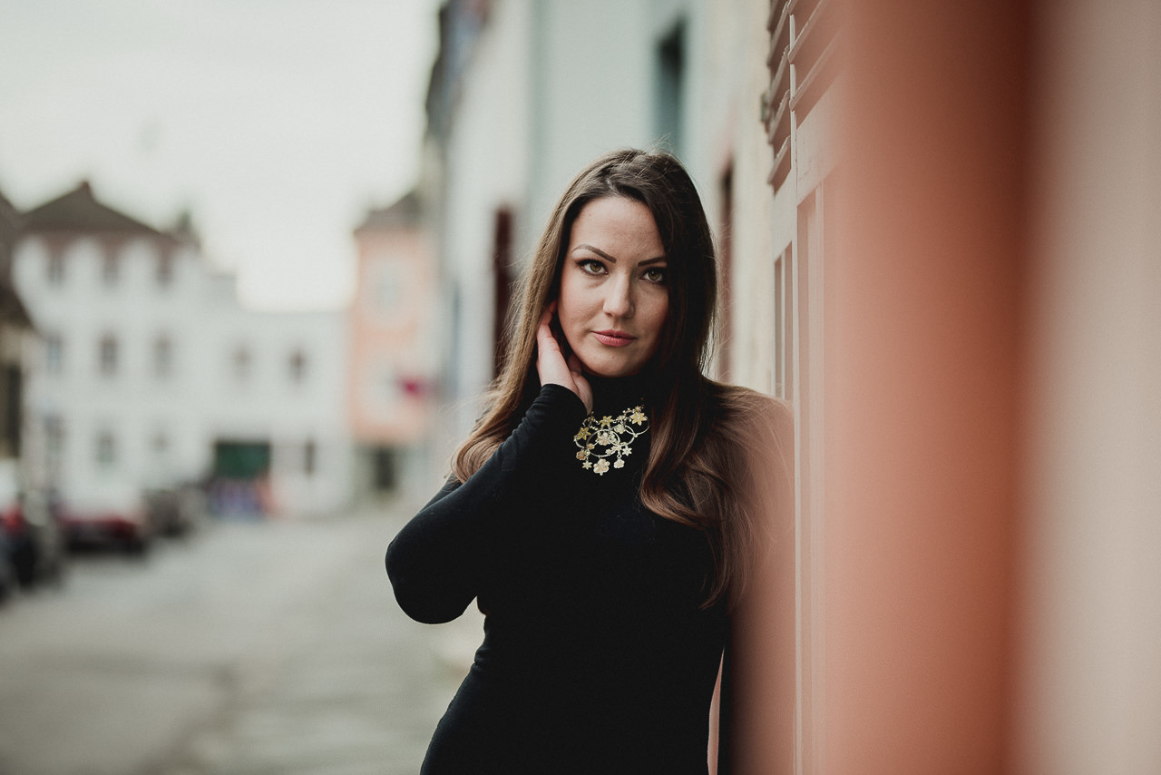Portrait shooting in Speyer