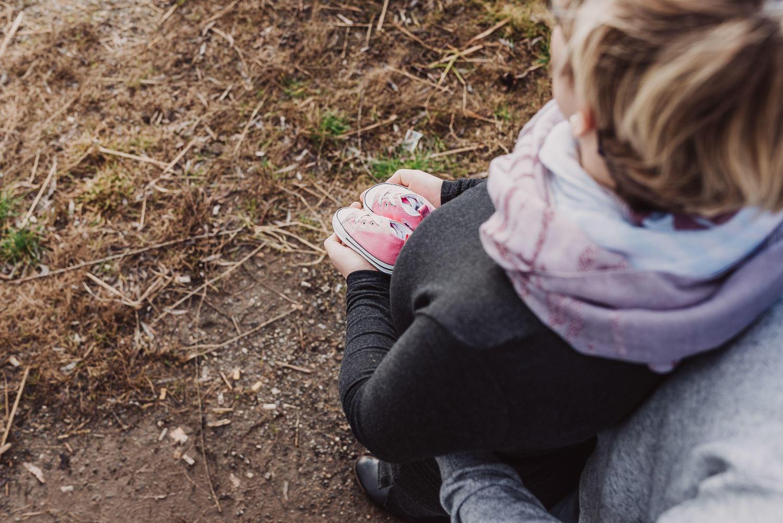 Babybauchshooting am See