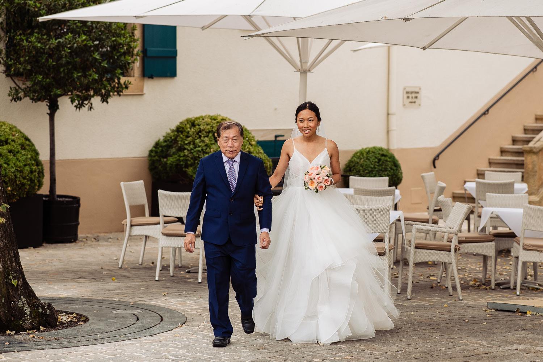 Hochzeit in Deidesheim - Hochzeit im Deidesheimer Hof - Heiraten im Deidesheimer Hof Deidesheim