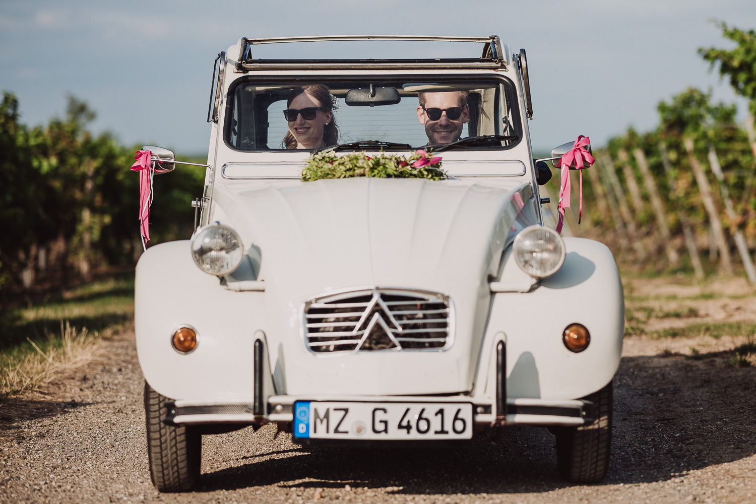 After Wedding Shooting in Rheinhessen