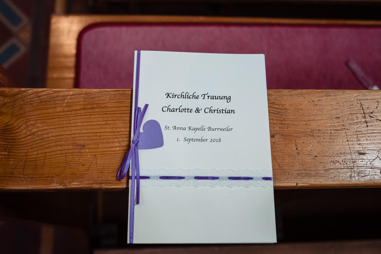 Hochzeit - burrweiler - st anna kapelle