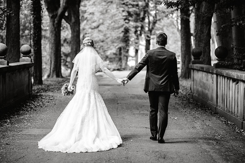 Stilvolle Hochzeit im Schloss Hotel Wolfsbrunnen in Meinhardt