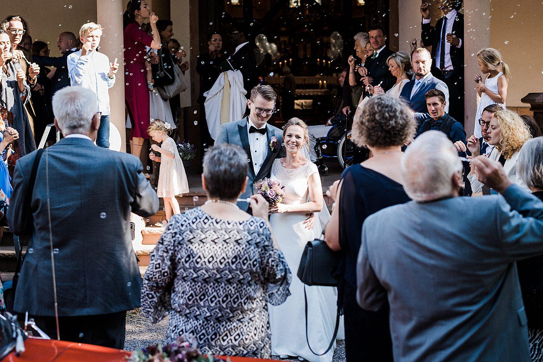 Hochzeit in Burrweiler auf der St. Anna Kapelle