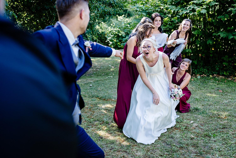 Hochzeit feiern im Halbersbacher Hotel Annaberg