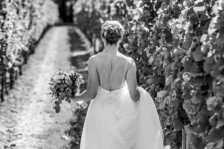 Hochzeit in Bissersheim bei Knipsers Halbstück