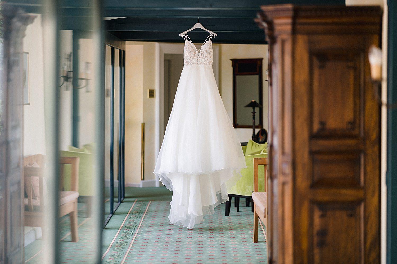 Brautkleid im deidesheimer hof